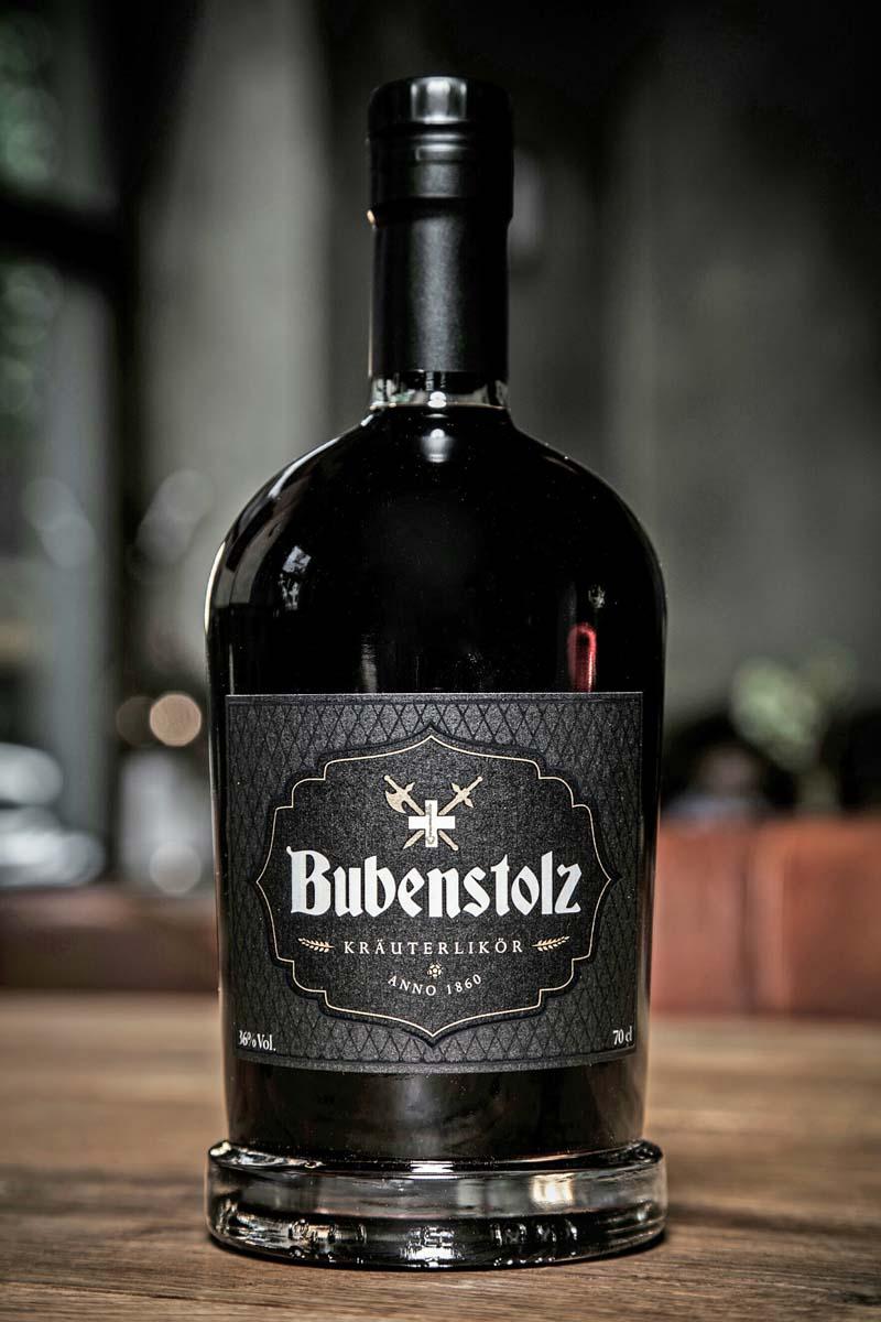 bubenstolz kraeuterschnaps kaufen rheinspirits spirituosen. Black Bedroom Furniture Sets. Home Design Ideas