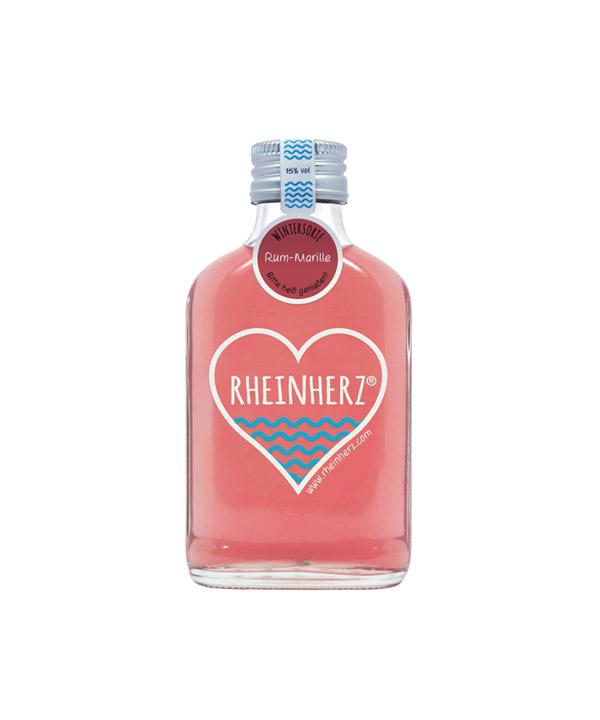 Rum-Marille Rheinherz Rheinspirits