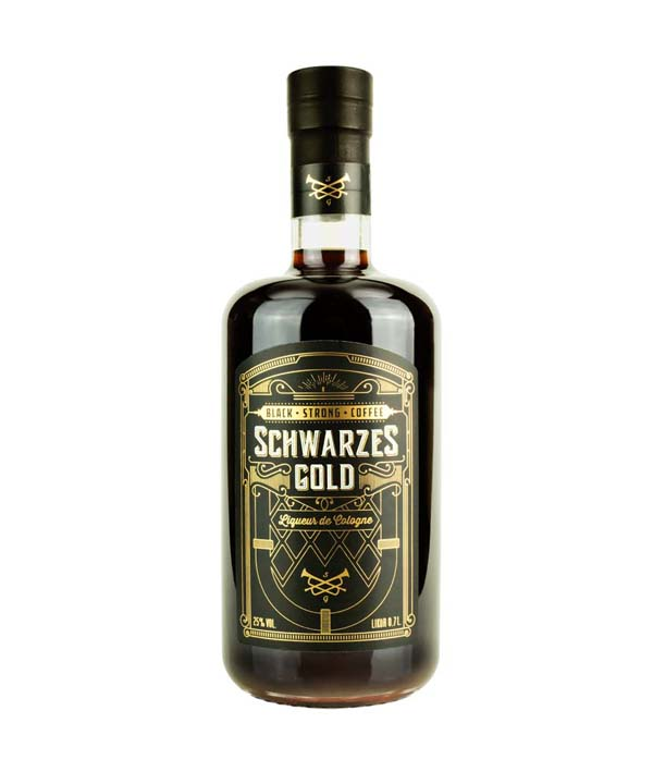 Schwarzes Gold Likör Kaffeelikör