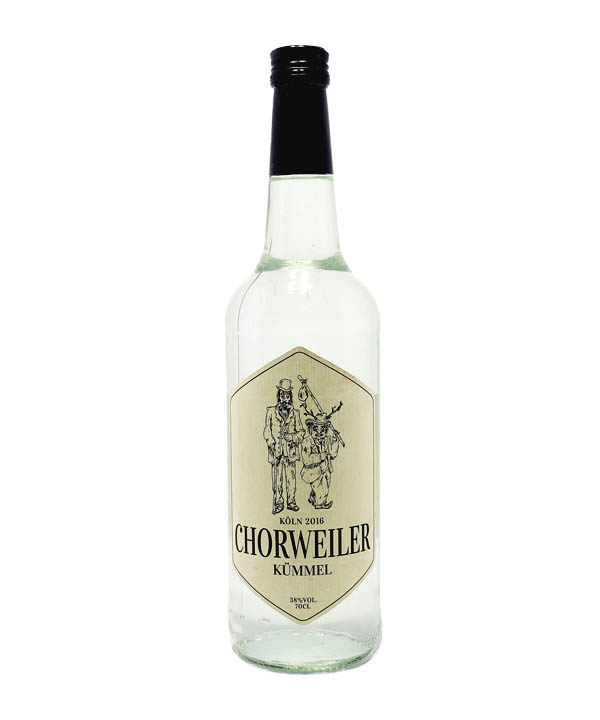 Chorweiler Kümmel 0,7L Flasche
