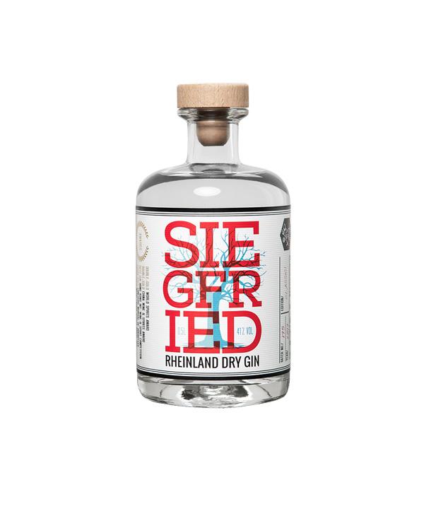 Siegfried Rheinland Dry Gin Siegfried Gin