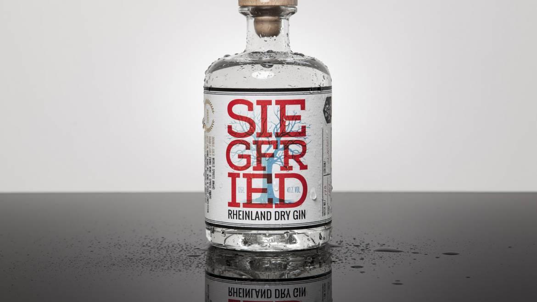 Siegfried Gin – Der Drachentöter aus Bonn