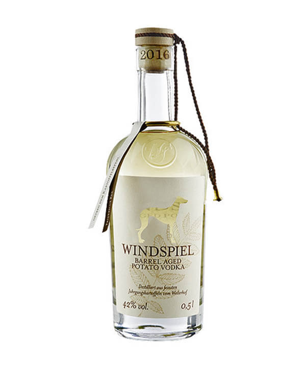 Windspiel Barrel Aged Vodka Potato Vodka