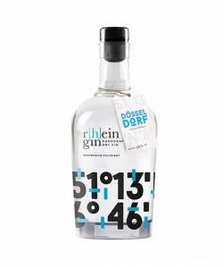 r[h]eingin Rheingin Dry Gin Düsseldorf
