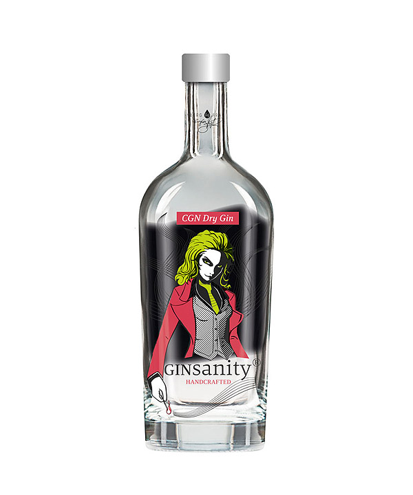 Ginsanity Gin 0,7l