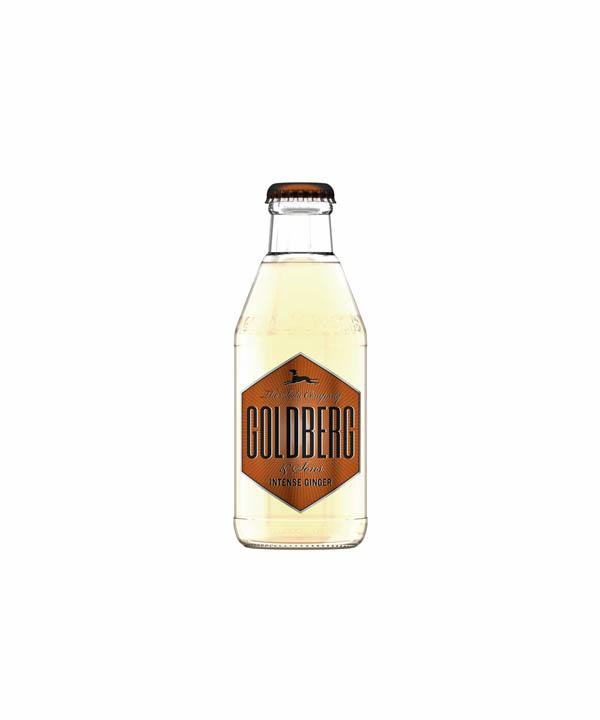 Goldberg Ginger Beer 200ml Flasche Rheinspirits