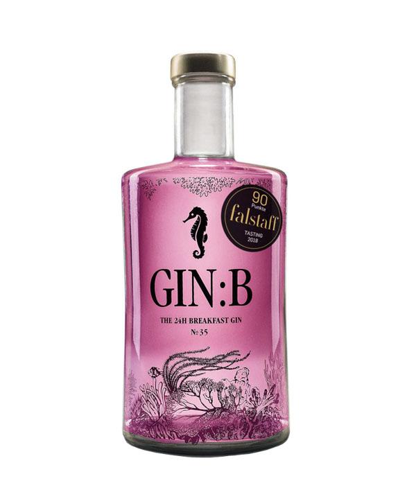 Gin B Kölner Gin aus Nippes Rheinspirits Köln