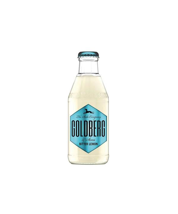Goldberg Bitter Lemon 0,2L Flasche Rheinspirits