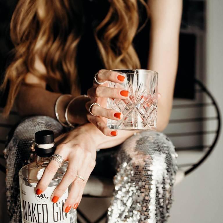 Naked Gin kaufen 0,5L Flasche Rheinspirits