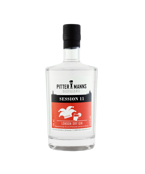 Session 11 Gin Pittermanns Destillerie Koeln Dry Gin