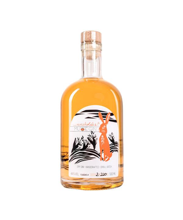 Murre Gin mit Karotten Gin Sankt Augustin Rheinspirits