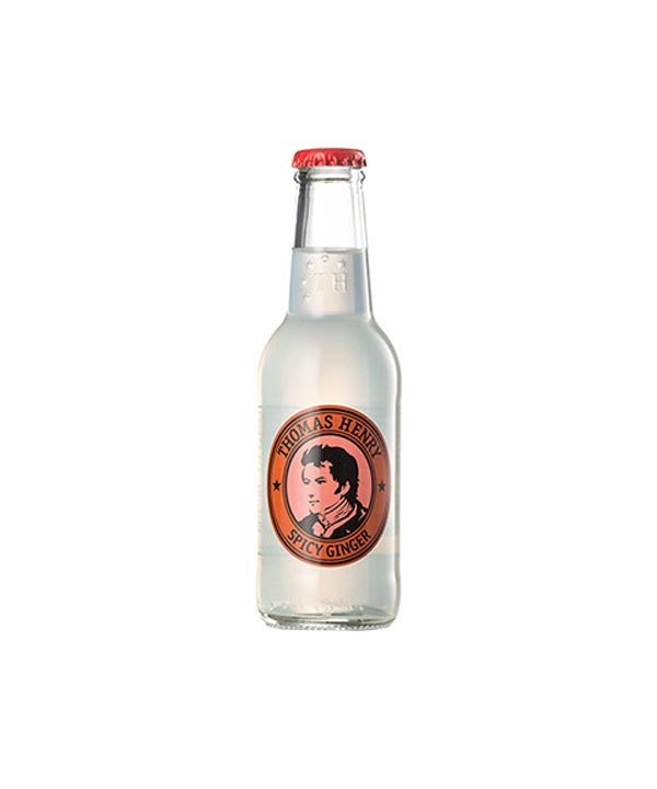 Thomas Henry Ginger Beer Spicy Ginger 0,2L Flasche