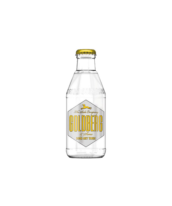 goldberg bone-dry tonic 0,25l Flasche