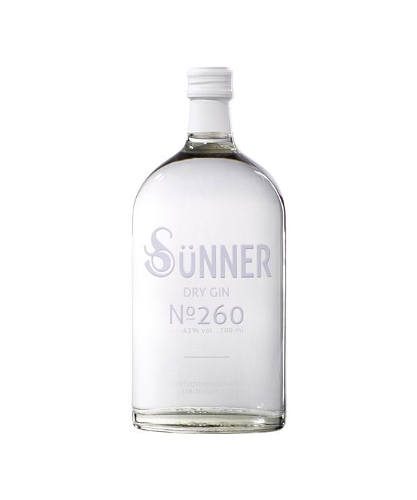 Suenner Dry Gin 0,7L Flasche Rheinspirits