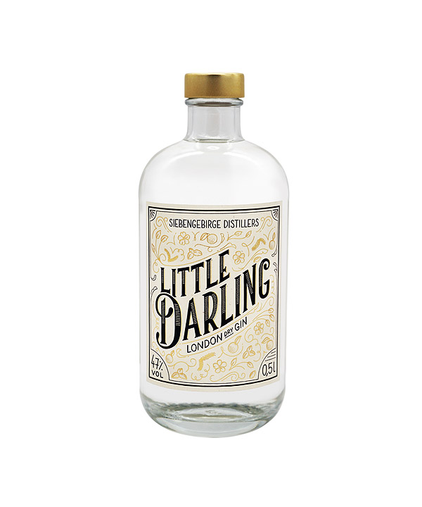 Little Darling Gin 0,5L Flasche Gin Rheinspirits