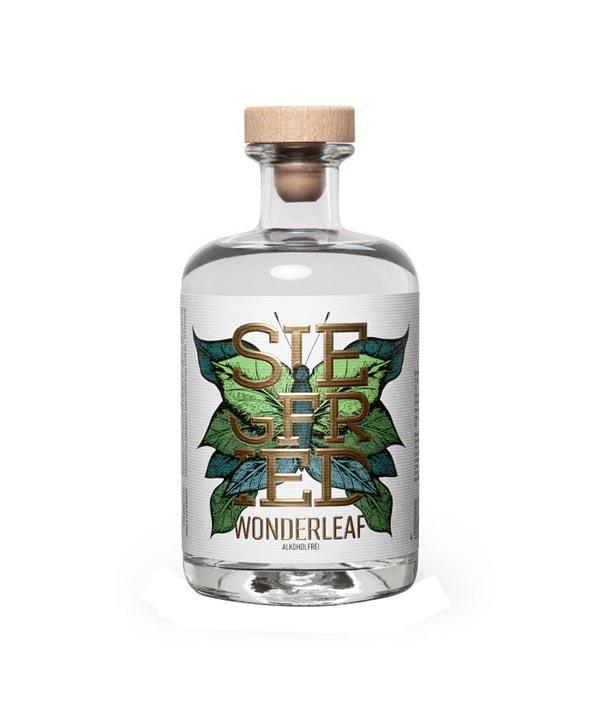 Siegfried Wonderleaf alkoholfrei Gin Rheinspirits 0,5L Flasche