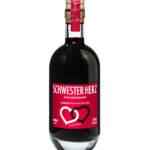Gaffel Spirits Schwester Herz 0,7L Flasche Kölner Likör kaufen Rheinspirits
