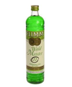 Flimm Waldmeister 0,7L Flasche Kölner Likör Waldmeisterlikör kaufen Rheinspirits Kölner Spirituosen