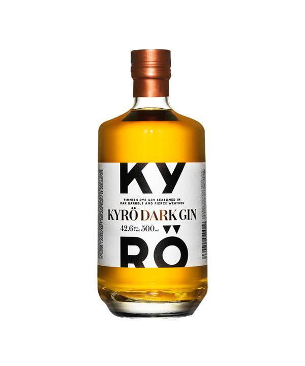 Kyrö Dark Gin Finnischer Gin kaufen Rheinspirits