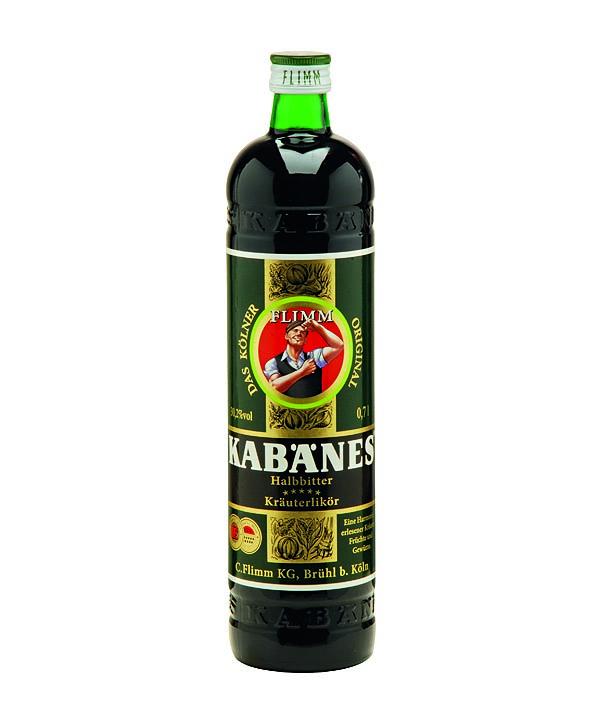 Kabaenes 0,7Liter Flasche Kräuterbitter Koeln Spirituosen kaufen Rheinspirits Köln