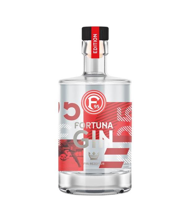 F95-Fortuna-Duesseldorf-Gin-0,5-Liter Gin Düsseldorf kaufen Rheinspirits