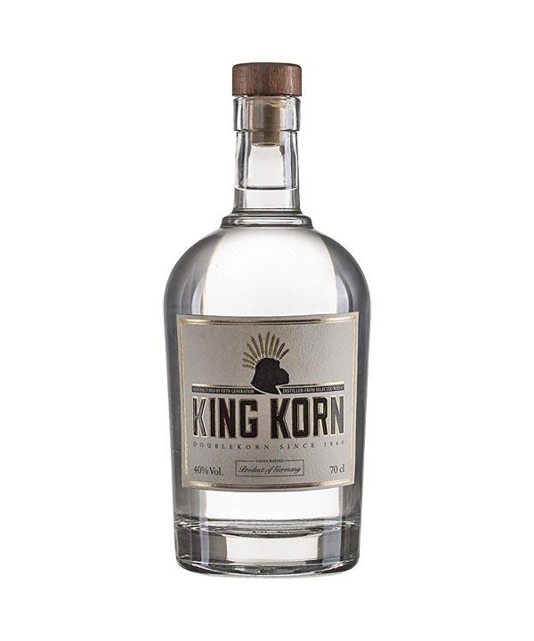King Korn Doppelkorn 0,7L Flasche Kornbrand Dörlemann Korn kaufen Rheinspirits
