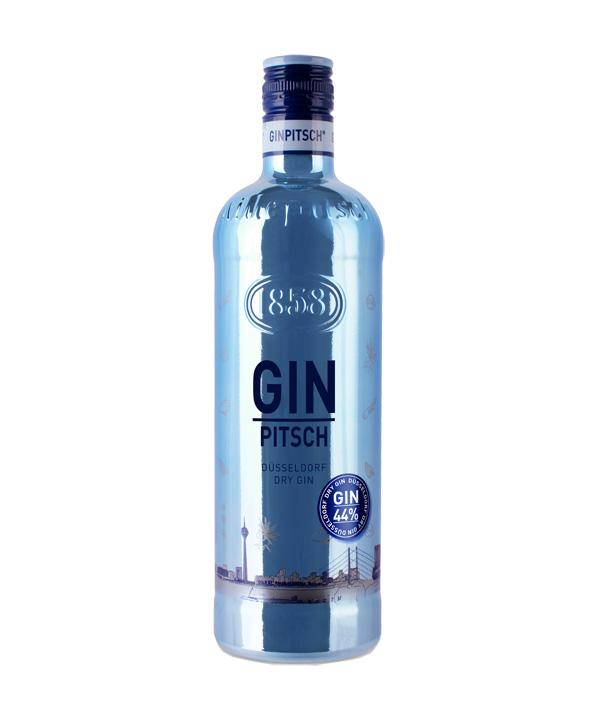 Ginpitsch Dry Gin Killepitsch Rheinspirits Düsseldorf Gin Pitsch