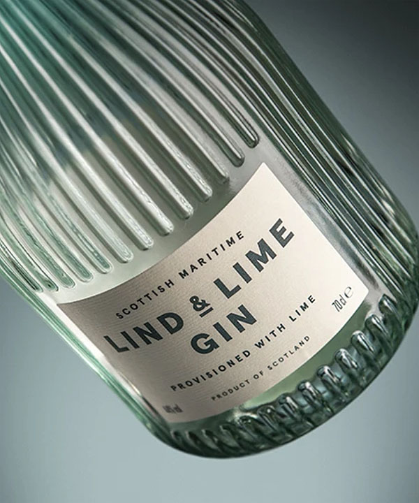 Lind and Lime Gin Schottland