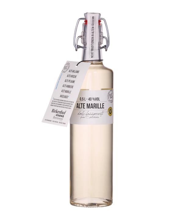 Marille Obstbrand Birkenhof 0,5L Flasche kaufen