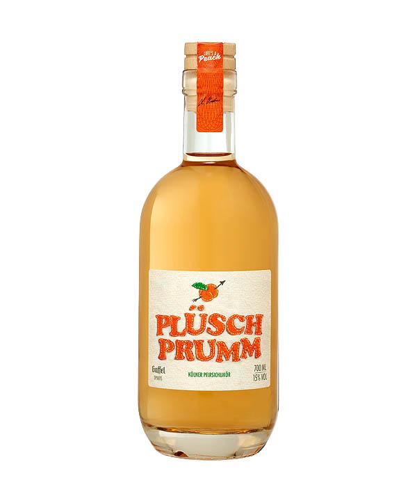Gaffel Spirits Pluesch Prumm 0,7L Flasche Kölner Likör