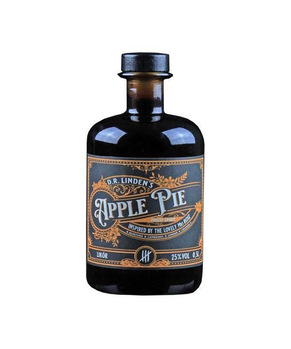 DR Lindens Apple Pie Likör 0,5L Flasche kaufen