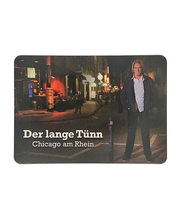 Autogrammkarte Langer Tünn Köln