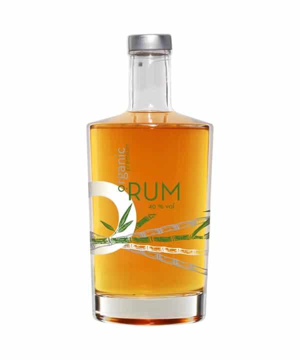 O Rum Premium Bio Rum Farthofer 0,7L
