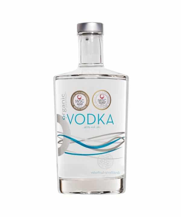 Organic Premium O Wodka Farthofer
