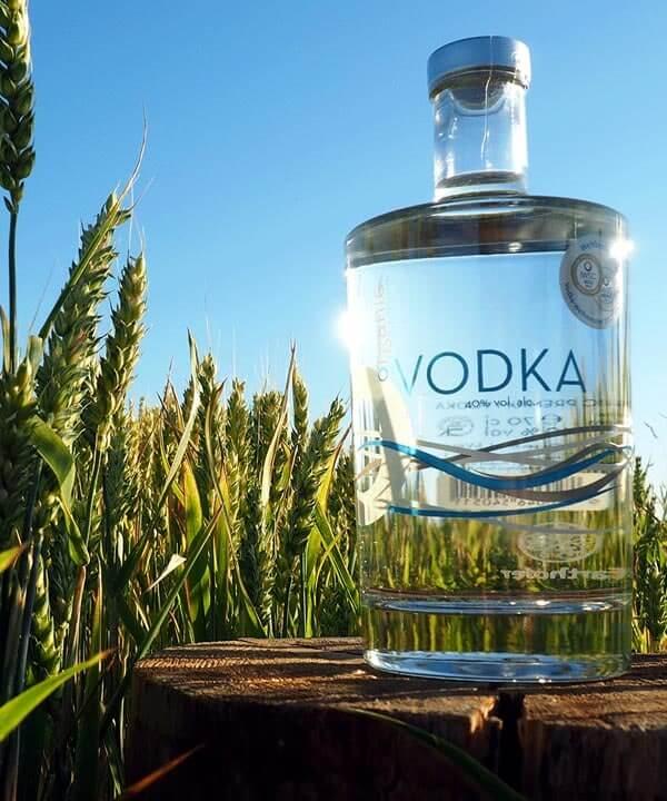 Bio Wodka Farthofer bester Wodka der Welt