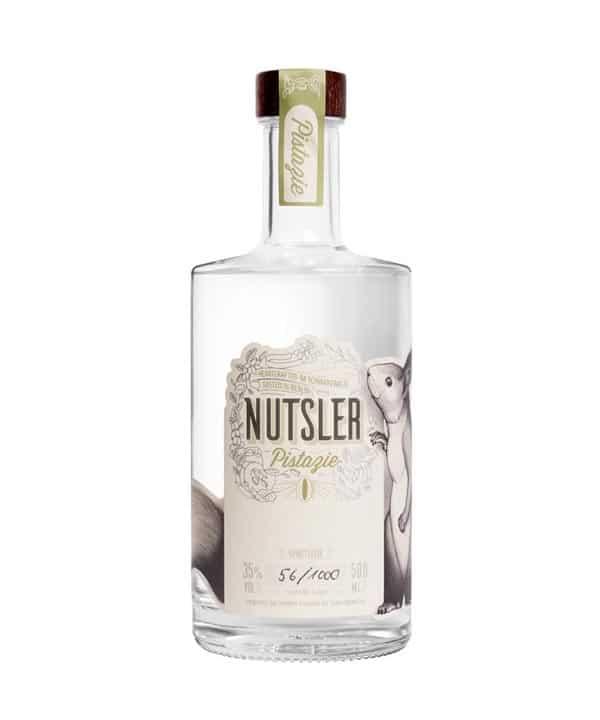 Nutsler Nussschnaps Pistazie 0,5l
