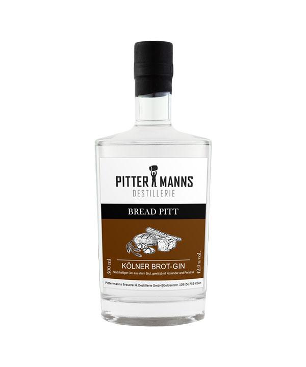 Pittermanns nachhaltiger Gin aus Brot