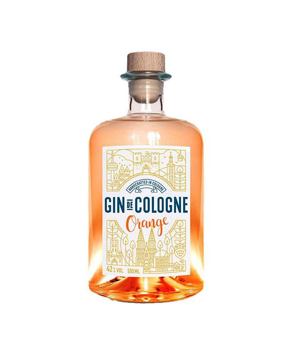 Gin de Cologne Orange kaufen Köln