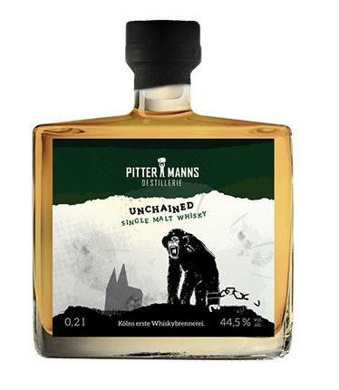 Pittermanns Unchained Whisky Single Malt Kölner Whisky