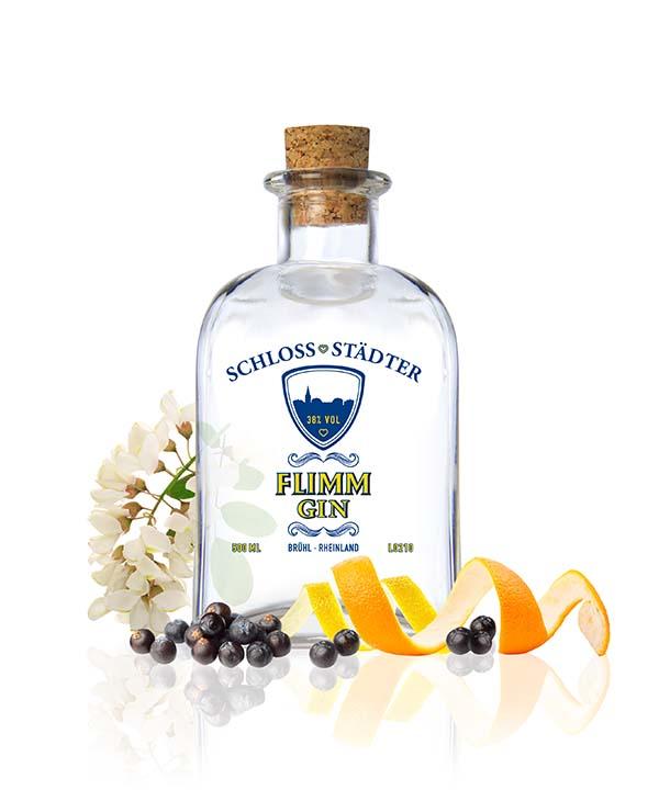 Flimm Gin Schlossstädter Gin