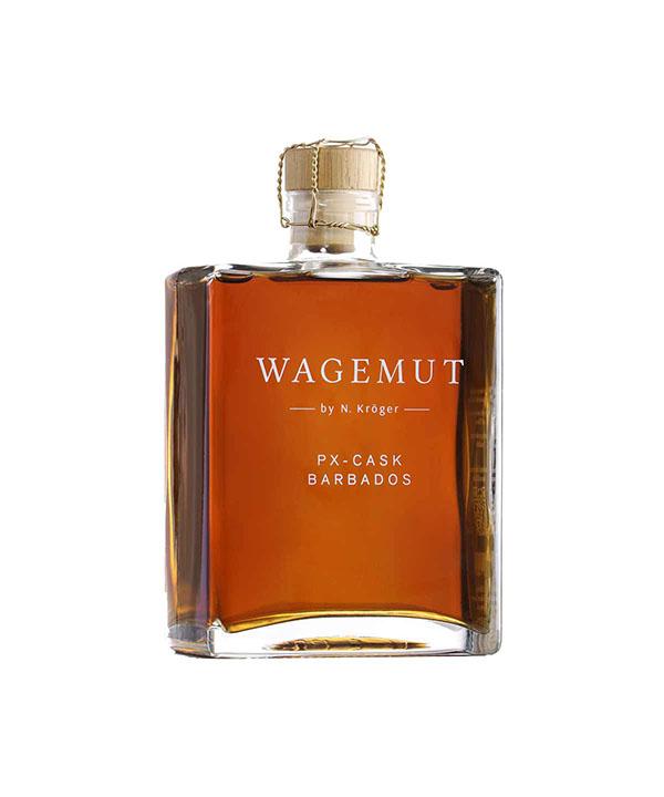 Wagemut Rum PX Cask Barbados Rum Sherry Fass gereift