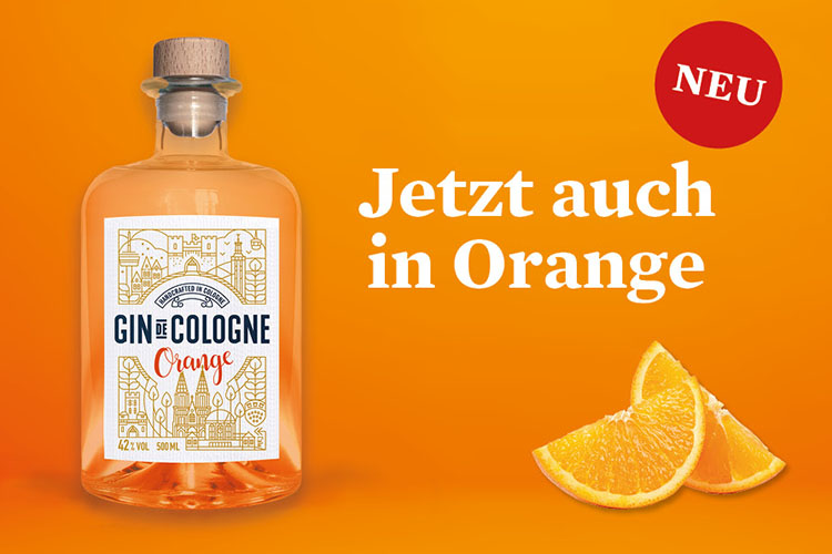 Gin de Cologne Orange kaufen