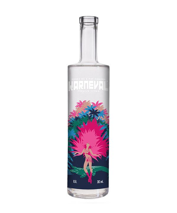 Karneval Vodka Wodka Bonez MC Raf Camora
