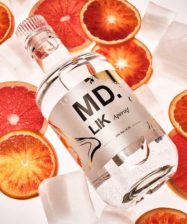 MD Lik Orangenlikör