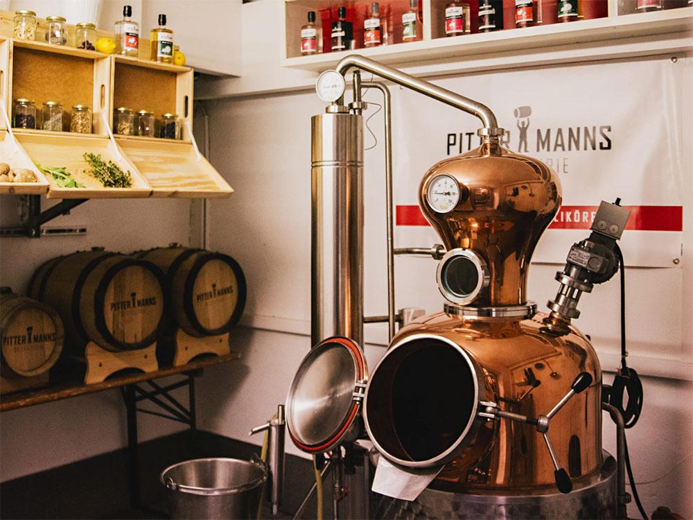 Köln Pittermanns Destillerie Unchained Kölner Whisky
