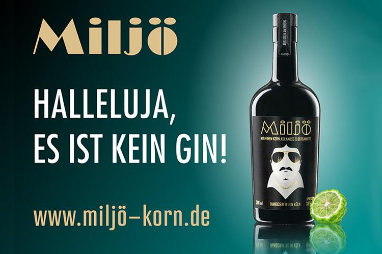Miljö Kola-Korn Werbekampagne Ströer