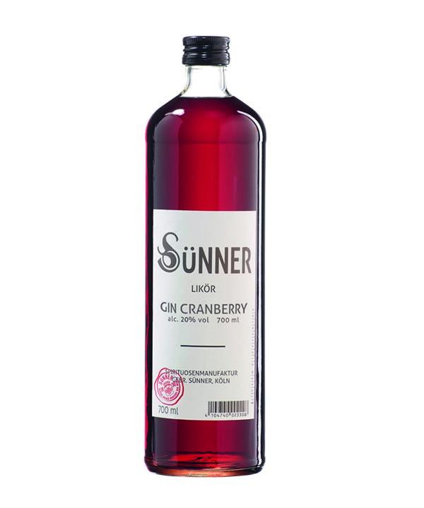 Sünner Likör Gin Cranberry kaufen
