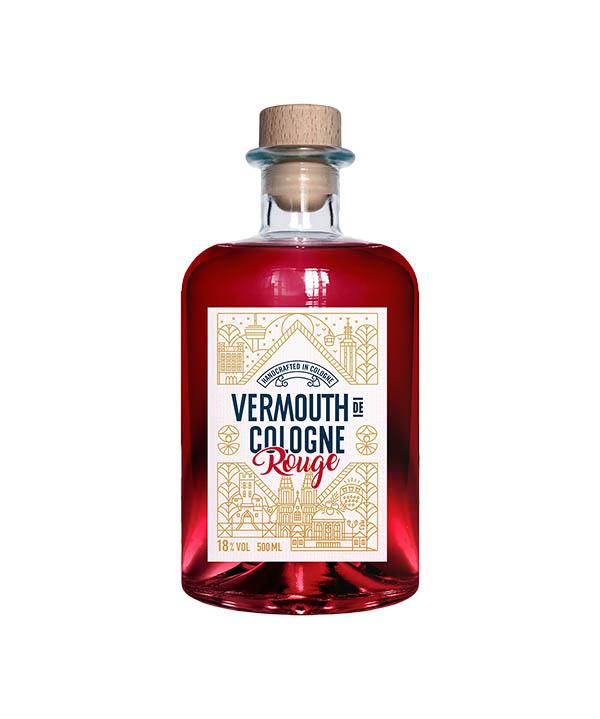 Kölner Wermut Vermouth de Cologne Rouge