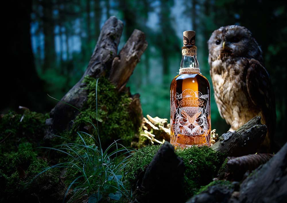 Blackforest Gin Rum Whisky Brennerei Wild