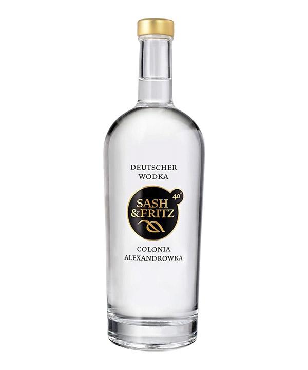 Sash & Fritz Vodka deutscher Wodka Kaufen